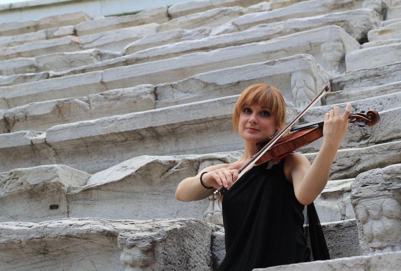 Svetlana Tsoneva Violin